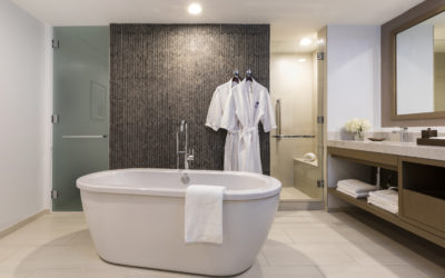 Staycation at the Recently Renovated Hyatt Regency Downtown Houston